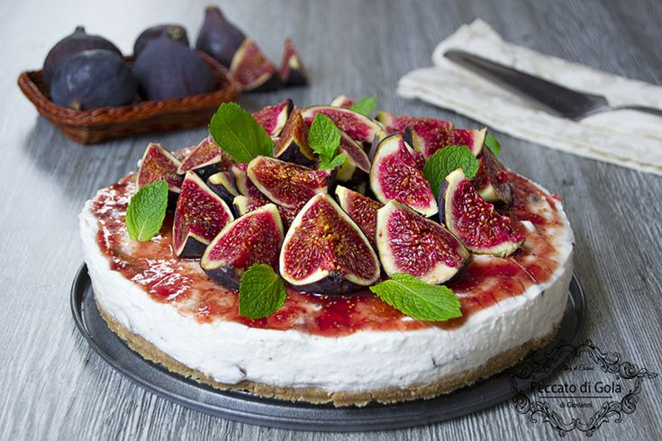 Cheesecake+ai+fichi