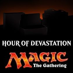 Magic the Gathering: Hour of Devastation - Booster Box - (Pre-Order)