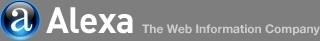 Alexa - The Web Information Company  http://www.alexa.com/