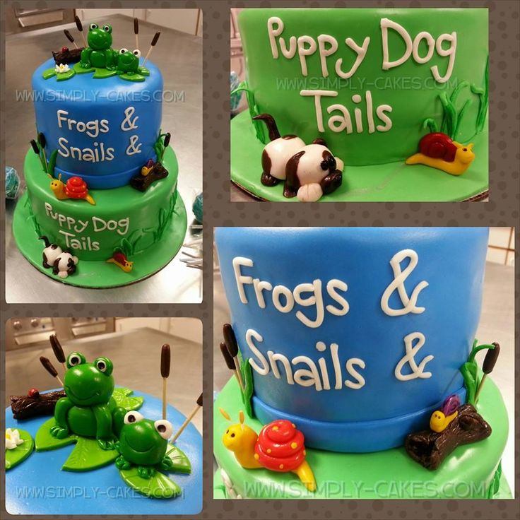 Snails And Puppy Dog Tails