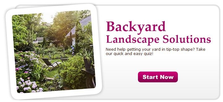 Backyard Landscape Ideas  Use our guide to discover solutions to some of the most common troubling backyard landscape solutions.
