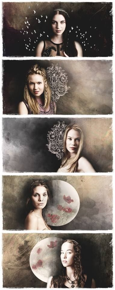 Mary y sus doncellas #Reign                                                                                                                                                                                 Más