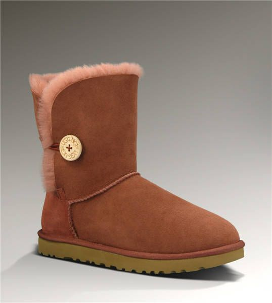 Ugg Bailey Button 5803 Auburn Boots Only $99.00 Free Shipping - Ugg Boots Online Sale