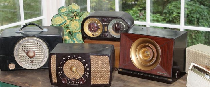 83 Best Old Radios Juke Boxes Images On Pinterest