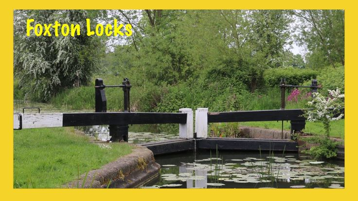 A very pleasant day out at Foxton Locks