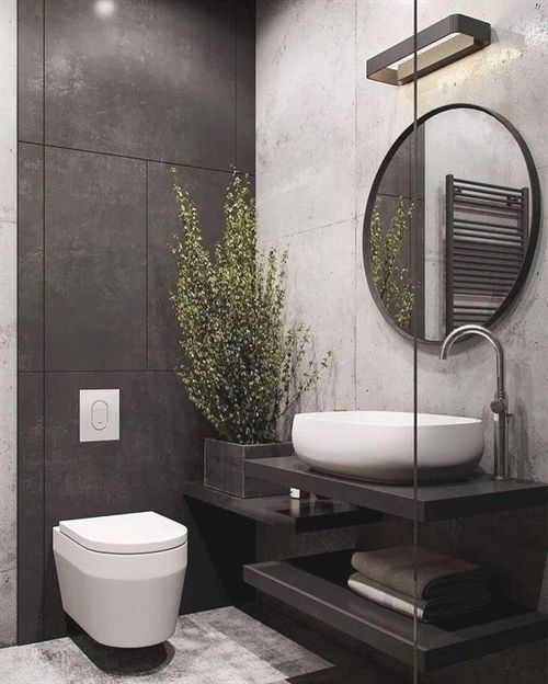 Getting Bored With Your Home Use These Interior Planning Ideas Bathroom Remodel Designs Industrial Style Bathroom Bathroom Styling