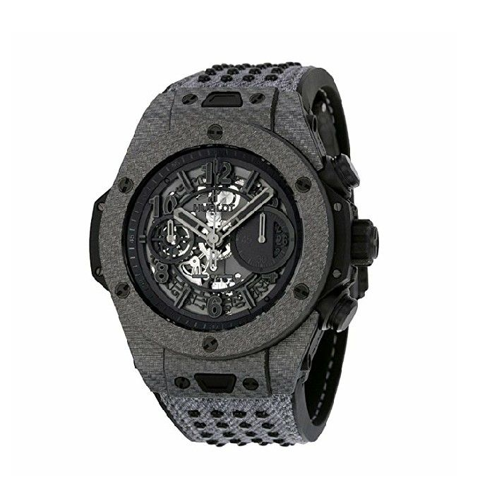 Hublot  Big Bang UNICO Italia Independent Skeleton Dial Limited Edition Mens Watch