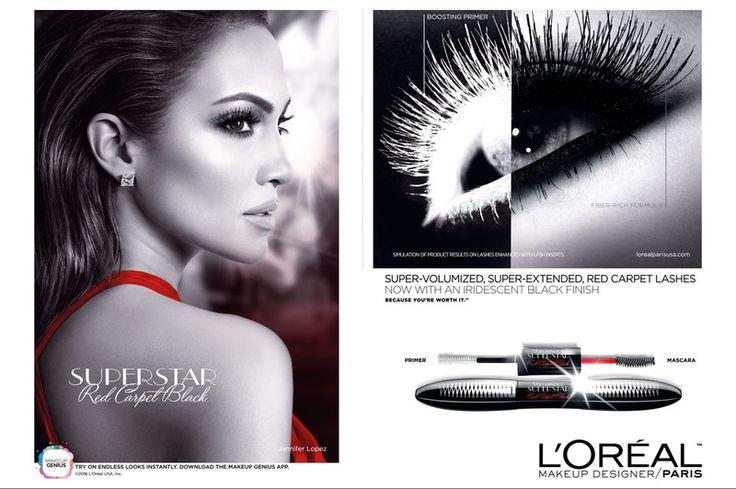 L'Oréal Paris Superstar Cosmetics with Jennifer Lopez