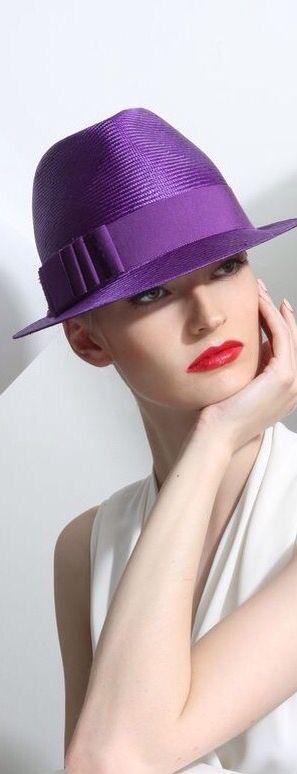 Purple Hat