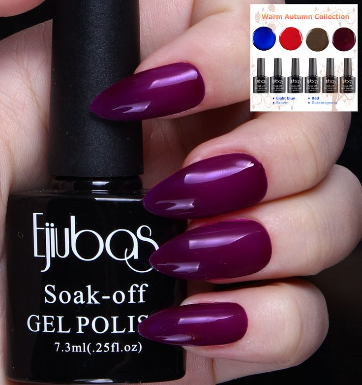 44 best Gel polish images on Pinterest | Collection, Nail polish and ...