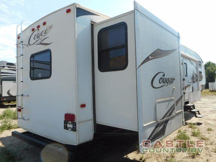 Used 2010 Keystone RV Cougar 322QBS Fifth Wheel at Castle Country RV | Helper, UT | #500672