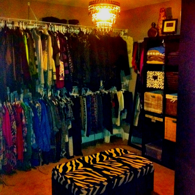 My Converted Bedroom To Walk In Closet My Real Home Pinterest Bedrooms Master Closet And