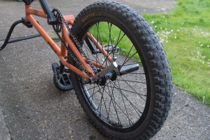 Chain Tightening Bike Chain Bmx Bmx Bikes