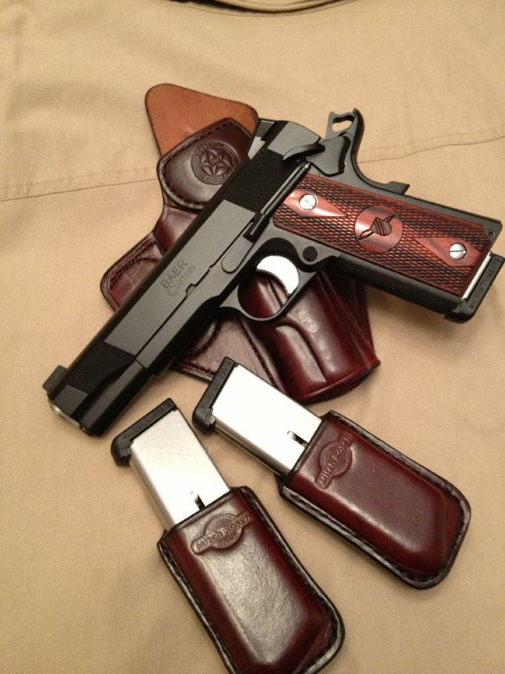 Well, I'd Been Wanting a Baer 1911... - Topic