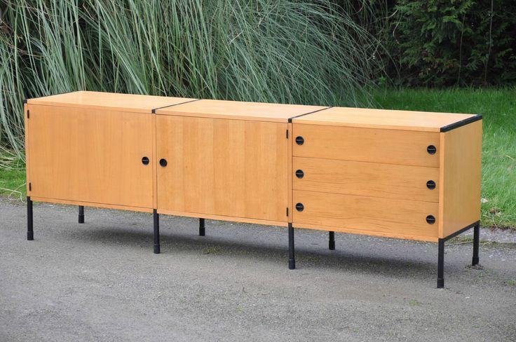 Enfilade arp de charles minvielle 1955 meuble dit par for Entreposage de meuble