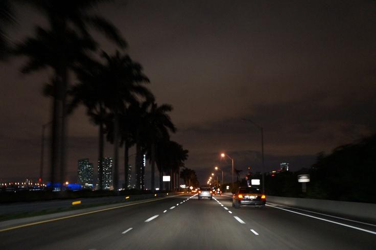 Free Way. De Miami a Orlando