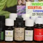 The Great Essential Oils Showdown - Trying to figure out what is best myself.  She really researched this....