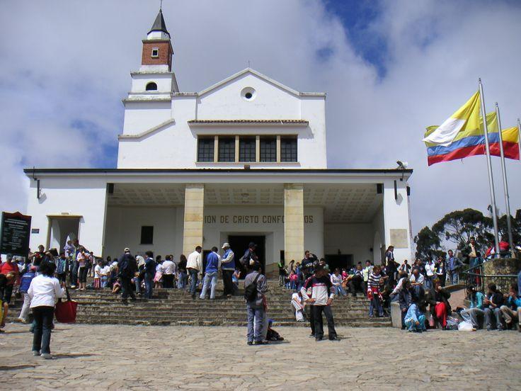 Reportan joven extraviado en Monserrate