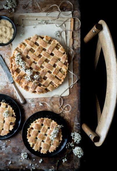 Вдохновляющий блог о еде. Bea Lubas Blog
