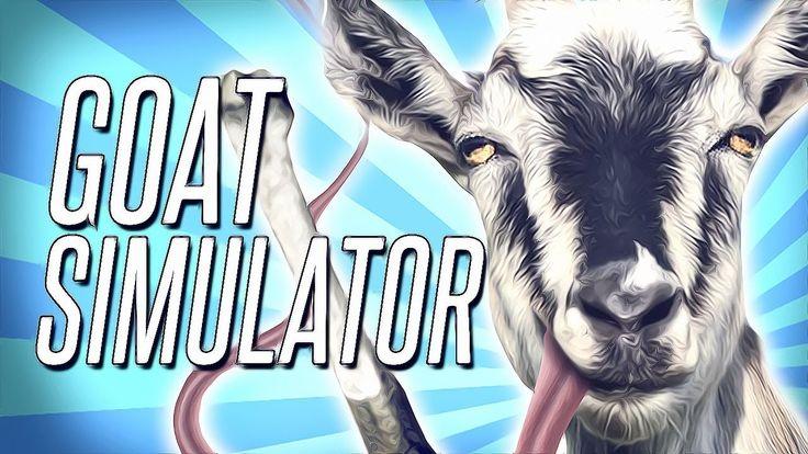 Симулятор козла:)Лес:)