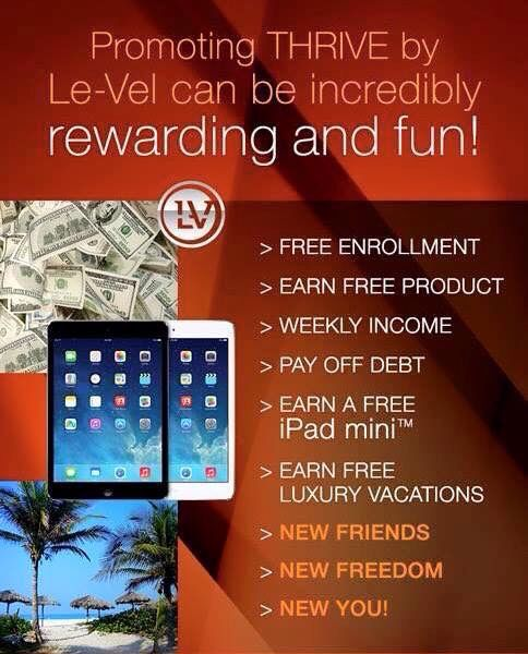 Use social media to build your business. Be your own boss and work from home  Carynmccullough.le-vel.com