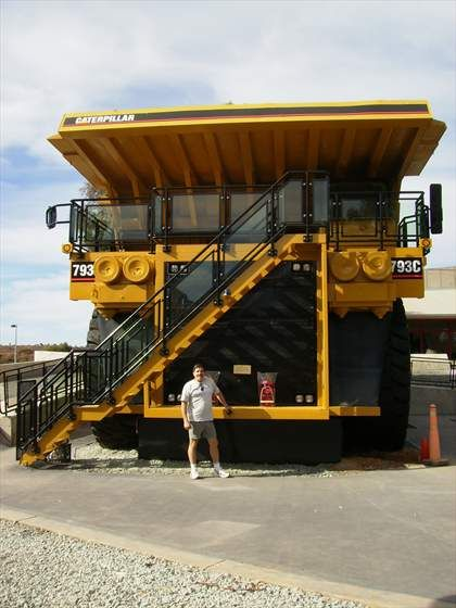 Mining Hall of Fame Museum - http://www.mininghall.com  Goldfields Highway,  Kalgoorlie, Western Australia
