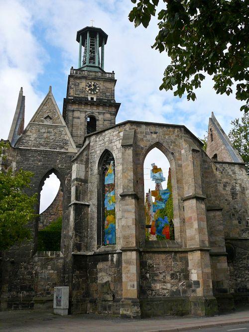Aegidien Church, Hanover, Germany