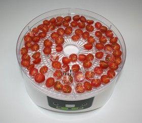 簡単☆めちゃ甘☆食品乾燥機でドライトマト