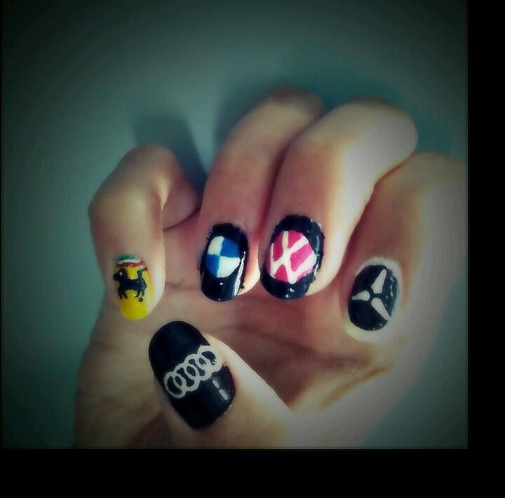 Nail Art Logos