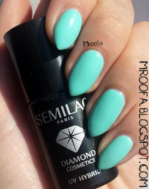 Semilac 022 Mint