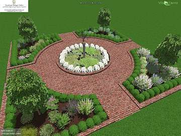Attractive Elements Of The Herb Garden Plan Photo