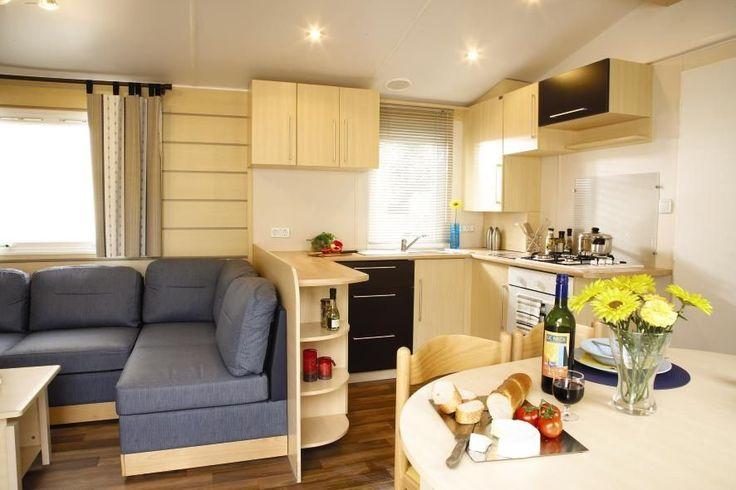 Mobile home'y typu Esprit to nowoczesna aranżacja wnętrz, przestrzeń i doskonałe wyposażenie.  http://www.eurocamp.pl/zakwaterowanie/mobile-homey-typu-esprit-1