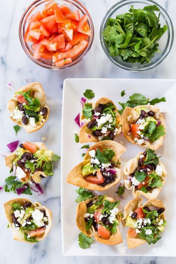 Appetizers Using Flour Tortillas