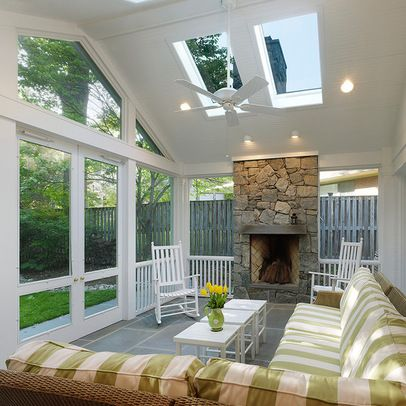 3 Season Room Design Ideas, Pictures, Remodel, and Decor