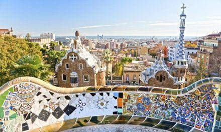 Groupon Voyages à Roissy-en-France : ✈ 2 ou 3 nuits à Barcelone de Paris et Lyon: #ROISSY-EN-FRANCE En promotion à 149.00€. Hôtel 3*…
