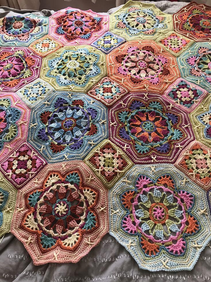 Ravelry: alimonkey's Persian tiles
