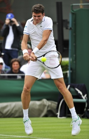 Canadians to watch at the 2012 Olympics - Milos Raonic: men's singles tennis