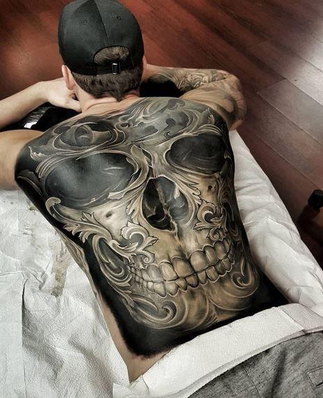 55 Besten 3D Tattoos Designs für Männer und Frauen (2017)