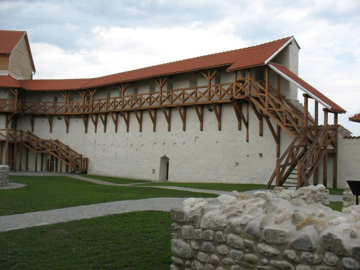 The Feldioara Fortress, in Central Romania's Brasov county, was rebuilt following a RON 12.3 million (EUR 2.7 million) investment.