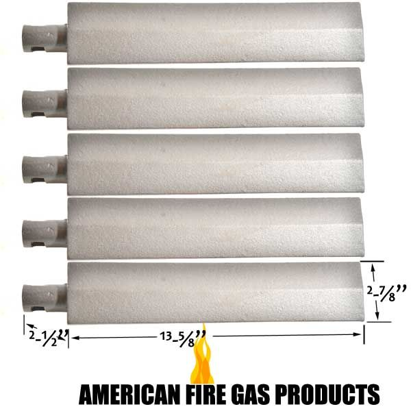 5 PACK CAST-IRON BURNER FOR BLAZE, BROILCHEF BCP-400, BCP400, BROIL CHEF BCP500, SUMMERSET SIZZLER & STEELE MODELS Fits Compatible Blaze Models : BLAZE-4, BLAZE-5, BLZ-3 Read More @http://www.grillpartszone.com/shopexd.asp?id=35798&sid=35802