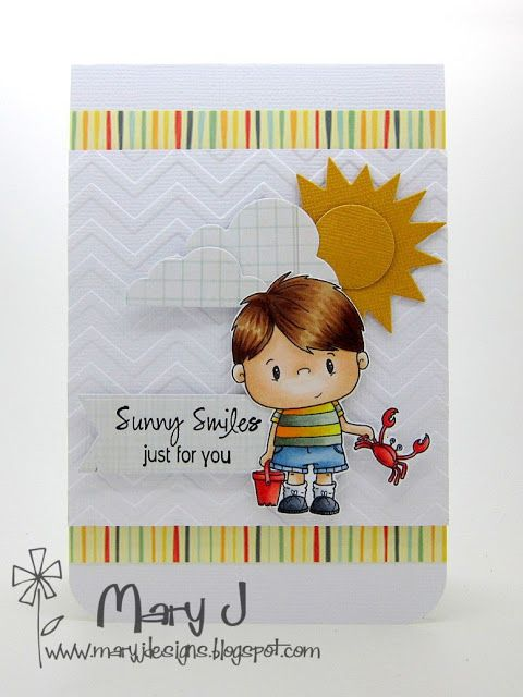 Where's my creativity?: Sunny smiles just for you