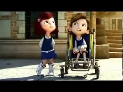 """El Mejor Cortometraje de animación:    """"Cuerdas""""   Premio Goya 2014. Hermoso cortometraje del tema de la inclusión escolar"""