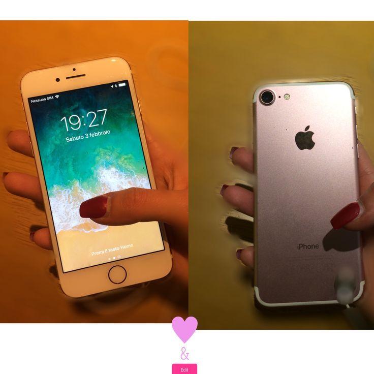 Iphone 7 Rose Gold Mydream Mypic Applestore
