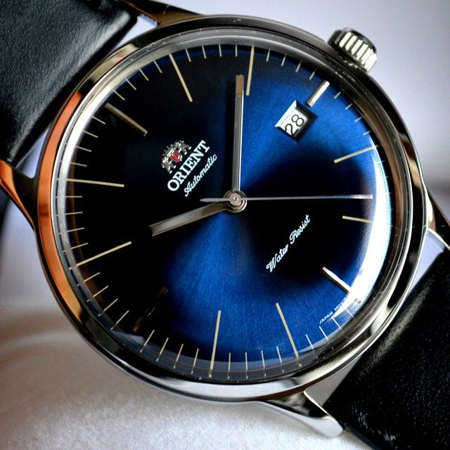 Orient Bambino 3rd Generation ER2400LD | Watches ...