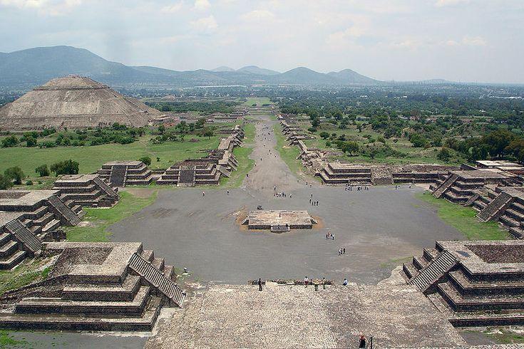 entrada teotihuacan mexico