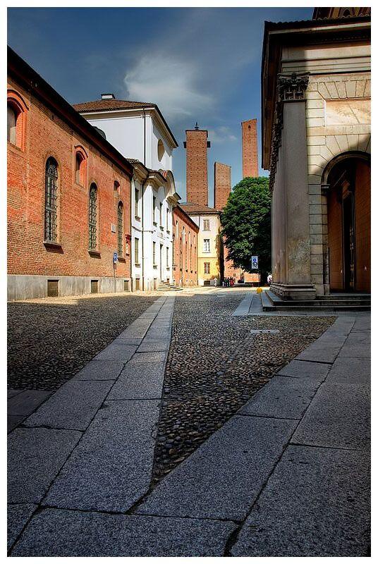 Cento ce n'erano - pavia, Pavia