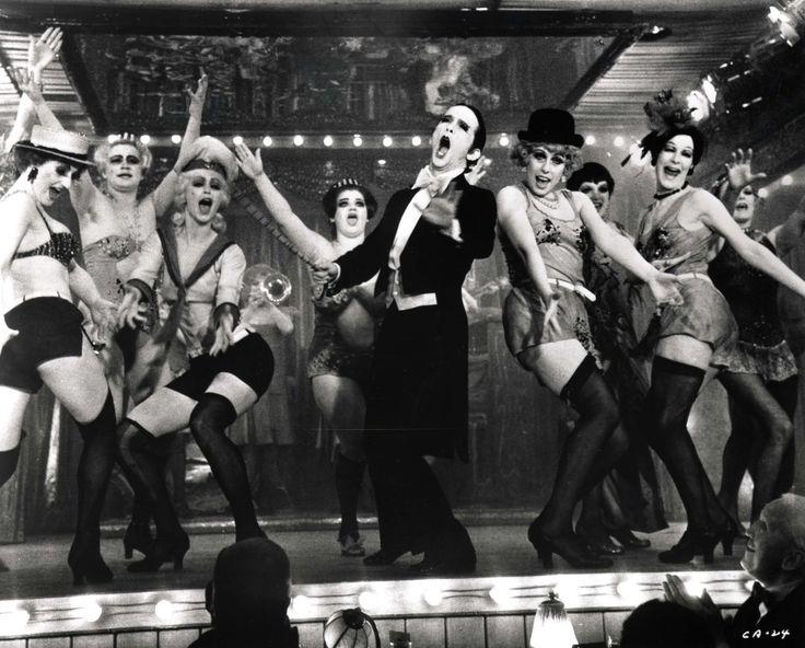 A 1920s Berlin cabaret