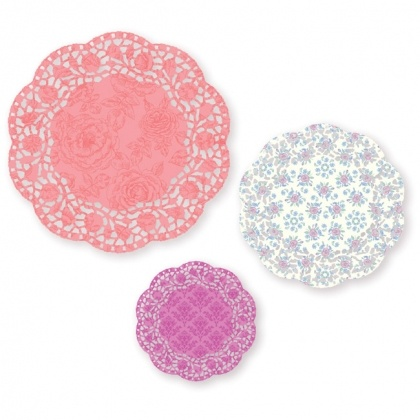 Doilies are a must aren't they?