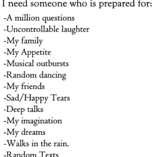 Quotes Of He Is The Perfect Man For Me: Yep, That Would Be The Perfect Guy For Me. :/