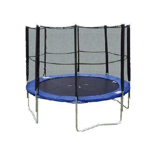 Super Jumper 10 ft. Trampoline with Enclosure - TP-10CO